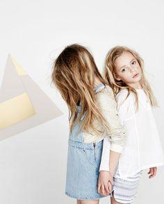 Série mode : Gold Age | MilK - Le magazine de mode enfant