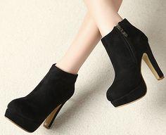 Black Booties                                                                                                                               ᖽ•Ꮰ੬ℕട❜̋ᗷѳꂷɬίǪṳ̈ℯ•ᖾ