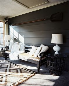 Sun Porch design ideas and photos to inspire your next home decor project or remodel. Check out Sun Porch photo galleries full of ideas for your home, apartment or office. Outdoor Spaces, Outdoor Living, Outdoor Decor, Outdoor Lounge, Outdoor Pool, Outdoor Ideas, Indoor Outdoor, Porches, Interior And Exterior