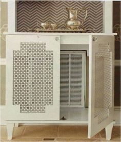 10 DIY Return Air Vent Covers With A Cool Look
