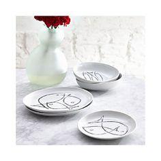 Fish Sketch Plates