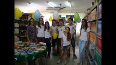 Sala de Leitura - Diretoria de Ensino de Votuporanga - Município de Votuporanga - Escola Sebastião Almeida Oliveira.
