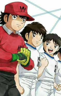 Captain Tsubasa, Old Anime, Manga Anime, Naruto Team 7, Dragon Trainer, New Champion, 90s Cartoons, Anime Profile, Girls World