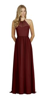 Shop from a variety of Wine Red bridesmaid dresses & gowns  at Weddington Way. Mix and match your bridesmaids in different styles .