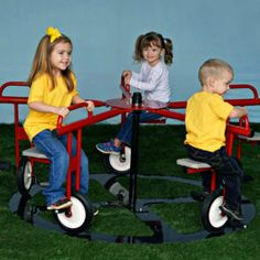 Spyder Ryder Seat Bouncer) - Outdoor Playsets: Commercial Playground Equipment for schools, churches, parks from Playtime Preschool Playground, Playground Slide, Backyard Playground, Playground Ideas, Backyard Toys, Preschool Themes, Commercial Playground Equipment, Kids Corner, Outdoor Fun