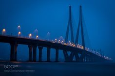 Sea Link Mumbai by safekeeping215