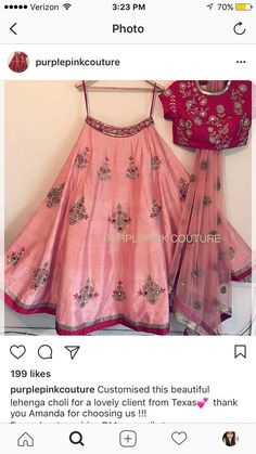 Lehenga Choli, Saree, Amanda, Roses, Indian, Traditional, Summer Dresses, Bride, Clothes