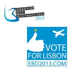 Vote for Lisbon as best European destination! | Vota em Lisboa como melhor destino Europeu! www.europeanbestdestinations.org/destinations/lisbon/    Lisbon in Portugal is competing for the title of best destination in Europe. Vote for Lisbon as the best city for tourism in Europe until March 22nd 2013.   --------------------------  Lisboa está a competir para o título de melhor destino na Europa. Vote em Lisboa como a melhor cidade para o turismo na Europa até 22 de março 2013.