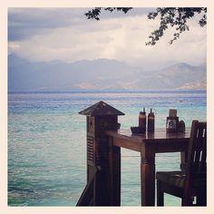 Gili islands @indonesia...