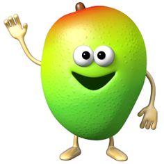 Sticker Fruigolo mangue