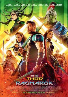 Thor: Ragnarok poster. Via Torrilla
