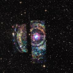 WOW!!! NASA has outdone itself on getting some of the best images of the universe! NASA writes: A light echo in X-rays detected by our Chandra X-ray Observatory has provided a rare opportunity to precisely measure the distance to an object on the other side of the Milky Way galaxy. The rings exceed the field-of-view of Chandra's detectors, resulting in a partial image of X-ray data.  Credits: NASA/CXC/U. Wisconsin/S. Heinz  #nasa #space #astronomy #xray #milkyway #galaxy #chandra #science