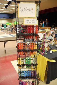 Pet collar display