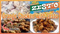 Orange Chicken with Zesto Easy Recipes, Easy Meals, Orange Chicken, Vitamins, Food, Easy Keto Recipes, Orange Glazed Chicken, Easy Food Recipes, Simple Recipes