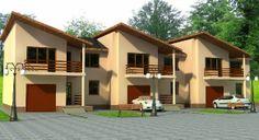 Ремонт: отделочные материалы и цены, советы и конусльтации: Таунхаус - новое слово в жилищном вопросе