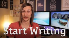 You Should Be Writing http://seanwes.tv/78