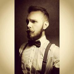3rd place in my Coiffured (Beard & Moustache) Champion Contest : Kevin Augestad