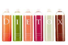Dietox: 6 centrifugati biologici per una giornata di detox