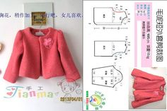Kids Patterns Baby Sewing Sewing For Kids Kids Wear Dress Anak Skirt Fashion Kids And Parenting Dolls Blouse Baby Dress Design, Baby Girl Dress Patterns, Dress Sewing Patterns, Clothing Patterns, Fashion Kids, Ladies Poncho, Girls Winter Coats, Baby Coat, Toddler Girl Style