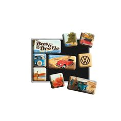 VW Beach - Magnet-Set (9-Teilig)