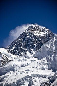 Mount Everest, Nepal... @ivannairem .. https://tr.pinterest.com/ivannairem/mountains/