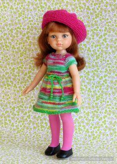 Эти глаза напротив... или девочка весна. Игровые куклы. Paola Reina / Paola Reina, Antonio Juan и другие испанские куклы / Бэйбики. Куклы фото. Одежда для кукол