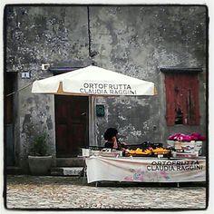 The market in Cesenatico, Piazza delle Conserve - Instagram by @asgeirpedersen