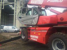 """""""Big Manitou"""" MRT 3255 (32 Meter und 5,5t )."""