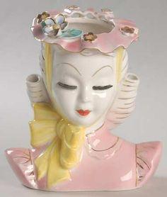 Head Vase/Japan