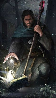 Character Portraits (rpgrules: From Fantasy, Daydreams and Nightmares. High Fantasy, Fantasy Male, Fantasy Rpg, Medieval Fantasy, Fantasy World, Fantasy Wizard, Fantasy Artwork, 3d Artwork, Character Portraits