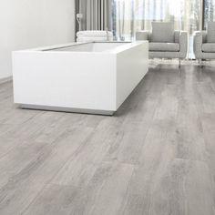 Simple grey laminate flooring ikea