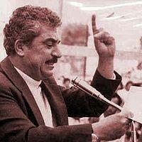 Poet Tawfik Zayyad