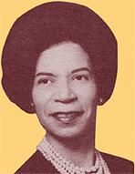 Dr. Cecile Hoover Edwards, the first female Dean of the Howard University School of Human Ecology and the Howard University School of Continuing Education, served in these positions respectively during the years 1974-1986 and 1986-1987.