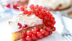 Ribiselkuchen wie bei Oma - Ginger in the Basement Strawberry Shortcake, Raspberry, Cheesecake, Fruit, Desserts, Basement, Archive, Food, Warm