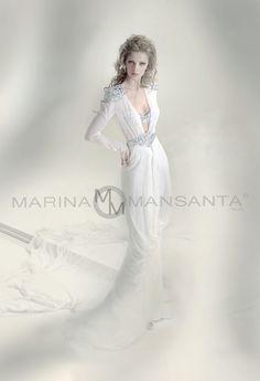 Abiti da sposa Firenze-Marina Mansanta 3