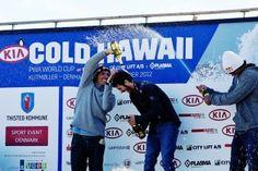 Crown Prince puts royal seal on Cold Hawaii World Cup | BLU