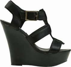 STEVE MADDEN WANTING WEDGE SANDAL @SWELL