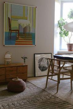 Matoilla lisätilaa kotiin ja Joanna Laajisto Q&A - Musla Rugs, Interior, Home Decor, Farmhouse Rugs, Indoor, Interiors, Interior Design, Home Interior Design, Floor Rugs