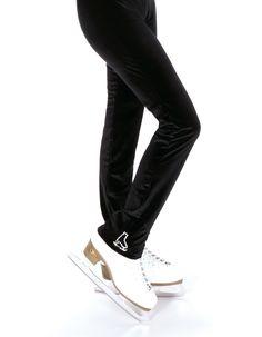 382 Rhinestone Skate Pant
