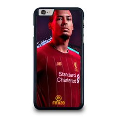 VIRGIL VAN DIJK LIVERPOOL FIFA 2020 iPhone 6 / 6S Plus Case Cover Vendor: favocasestore Type: iPhone 6 / 6S Plus case Price: 14.90 This extravagance VIRGIL VAN DIJK LIVERPOOL FIFA 2020 iPhone 6 / 6S Plus Case Cover is going to generate dashing style to yourApple iPhone 6/ 6S. Materials are made from strong hard plastic or silicone rubber cases available in black and white color. Our case makers personalize and produce each case in best resolution printing with good quality sublimation ink… 6s Plus Case, Iphone 7 Plus Cases, Iphone 6, Virgil Van Dijk, Best Resolution, Black And White Colour, Fifa, Silicone Rubber, Liverpool