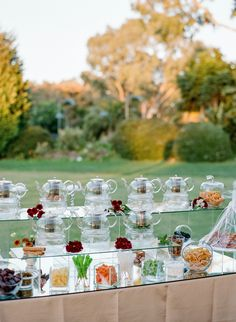Image from Rustic Floral Wedding at the Park Hyatt Aviara Carlsbad CA in San Diego, CA, USA, posted by Park Hyatt Aviara Resort Food Displays, Buffet Displays, Floral Wedding, Rustic Wedding, Food Stations, Something New, Table Decorations, Park, San Diego