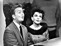 Judy Garland & Mel Tormé(The Velvet Fog)::The Christmas Song.