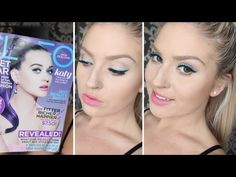 Katy Perry Inspired Makeup ♡ CLEO NZ Magazine ♡ Bright Liner & Lips