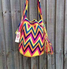 Colombian Mochila Wayuu bag inspiration