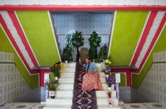 Gypsy Interiors: A Colorful Look Inside the Homes of Wealthy Roma - Feature Shoot