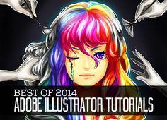 15 Best Adobe Illuetrator - Tutorial For Designers