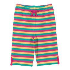 Kite stripey cropped leggings