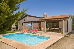 Villa Clymentas is a beautiful 2 bedroom villa with private pool, wifi, air con.