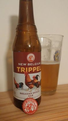 New Belgium Trippel Beer Review