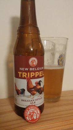 New Belgium Trippel Beer Review